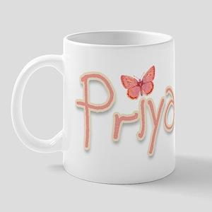 Priya's Butterfly Mug