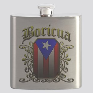 Boricua Flask