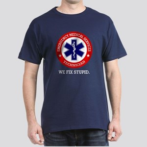 EMS (We Fix Stupid) T-Shirt
