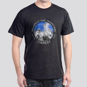 Respect the Mountain-Everest-1 T-Shirt