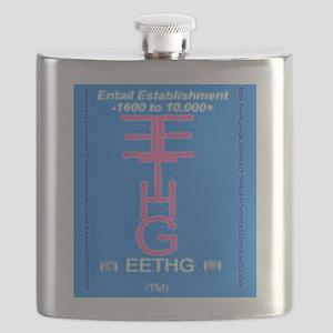 Eethg. Corps. Inc. Flask