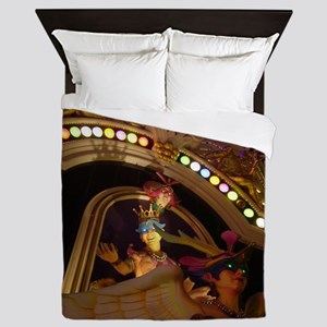 Harrahs Queen Duvet