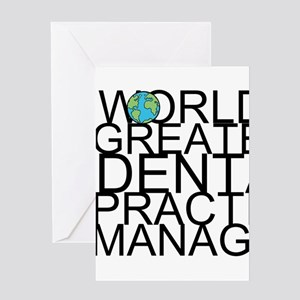 World's Greatest Dental Practice Manager Greet