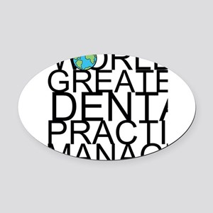 World's Greatest Dental Practice Manager Oval
