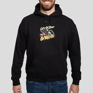 Lets Go Race Go Karts Hoodie (dark)