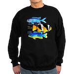 3 Damselfish c Sweatshirt