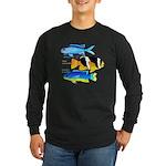 3 Damselfish c Long Sleeve T-Shirt