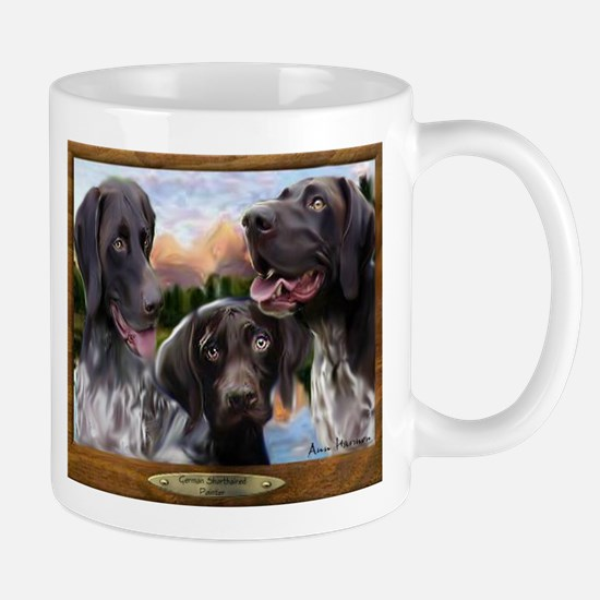 German Shorthaired Pointer Mug Mugs
