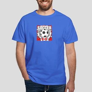 Canada Soccer Dark T-Shirt