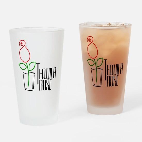 TEQUILAROSE.jpg Drinking Glass