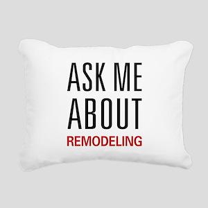 askremod Rectangular Canvas Pillow