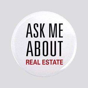 "Ask Me About Real Estate 3.5"" Button"