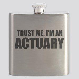 Trust Me, I'm An Actuary Flask
