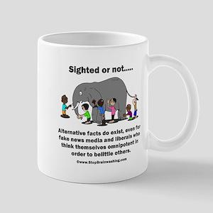 Alternative Facts do exist Mug