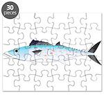 Atlantic Spanish Mackerel Puzzle