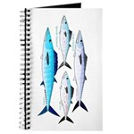 4 Atlantic Mackerels Journal