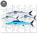4 Atlantic Mackerels Puzzle
