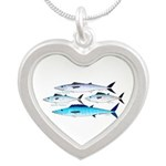 4 Atlantic Mackerels Necklaces