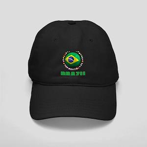 Brazil Soccer 2014 Baseball Hat