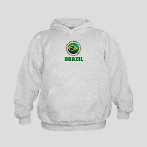 Brazil Soccer 2014 Hoodie