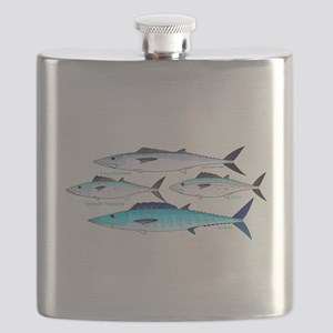 4 Atlantic Mackerels c Flask