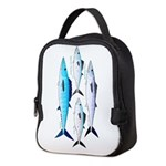 4 Atlantic Mackerels c Neoprene Lunch Bag