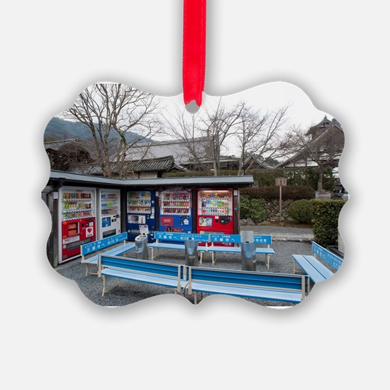 Tenryu-ji Vending Ornament
