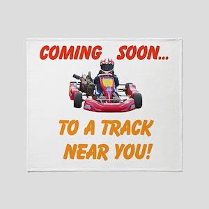 Coming Soon... Throw Blanket