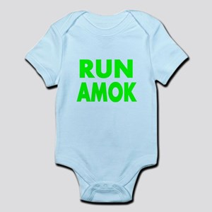RUN AMOK 2 Body Suit