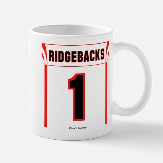 Ridgeback Jersey Mugs