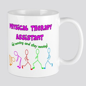 Physical Therapy Assistant Mugs
