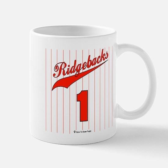Ridgebacks Jersey Mugs