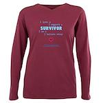 Survivor2 - Plus Size T-Shirt