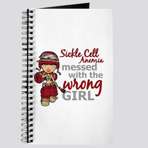 Sickle Cell Anemia CombatGirl1 Journal
