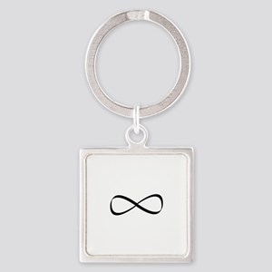 Infinity Symbol Keychains