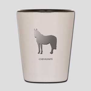 Horse Theme Design by Chevalinite Shot Glass