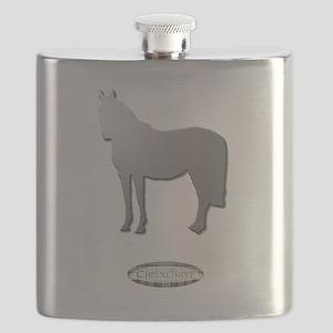 Horse Theme Design by Chevalinite Flask