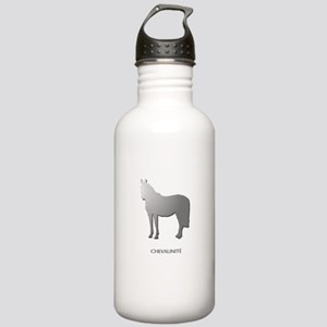 Horse Theme Design By Stainless Water Bottle 1.0l