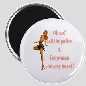 oh no corpsman Magnet