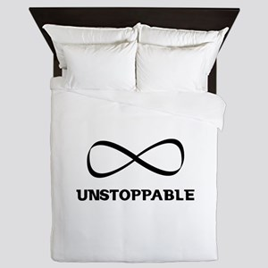 Unstoppable Queen Duvet