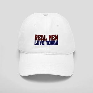 """""""Real Men Love Torah"""" Cap"""