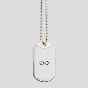 What Goes Around Comes Around Dog Tags