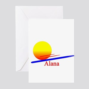 Alana Greeting Cards (Pk of 10)