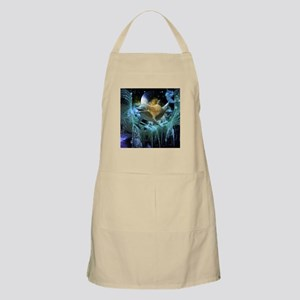 Dolphin in the universe Apron