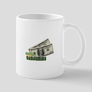 Show Me The Benjamins Mugs