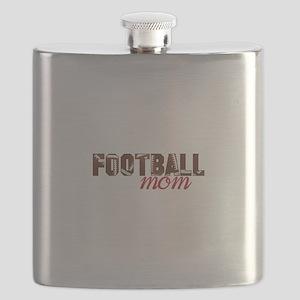 Foot Ball Mom Flask