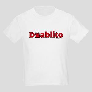 DIABLITO - LITTLE DEVIL Kids Light T-Shirt