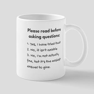 Read before asking Mugs
