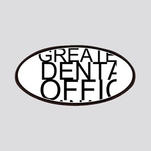 World's Greatest Dental Office Manager Patch