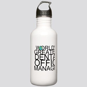 World's Greatest Dental Office Manager Water B